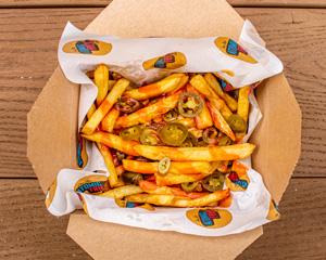 Buff Fries (V)