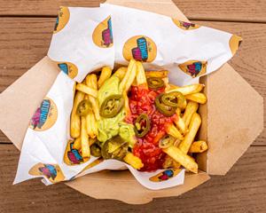 Guac-ing Good Fries (P) (V)