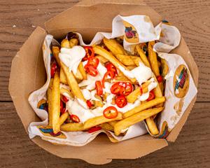 Vampire Fries (V)